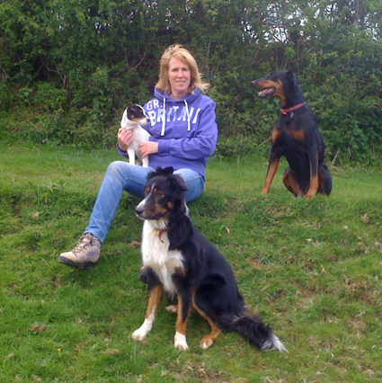 dog trainer exeter